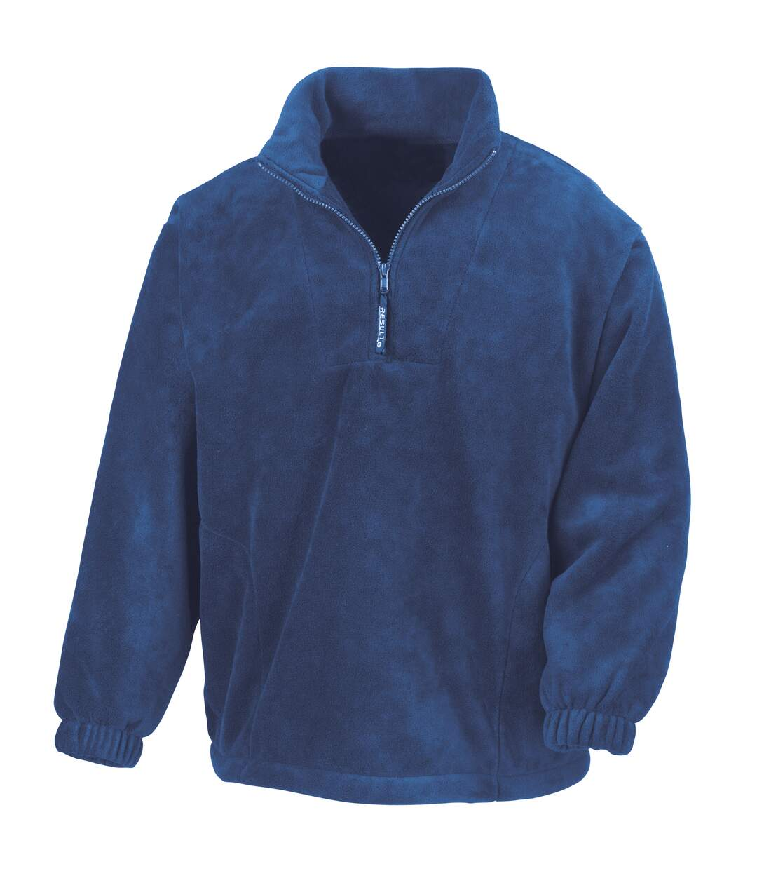 Result Unlined Active 1/4 Zip Anti-Pilling Fleece Top (Royal) - UTBC920
