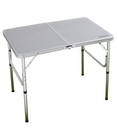 Regatta Cena - Table de camping repliable (Argent) (Taille unique) - UTRG1264