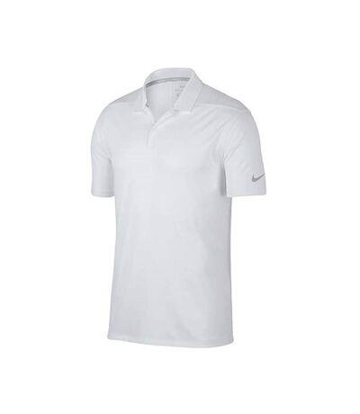 Nike Polo Victory solide pour hommes (Noir) - UTBC4796