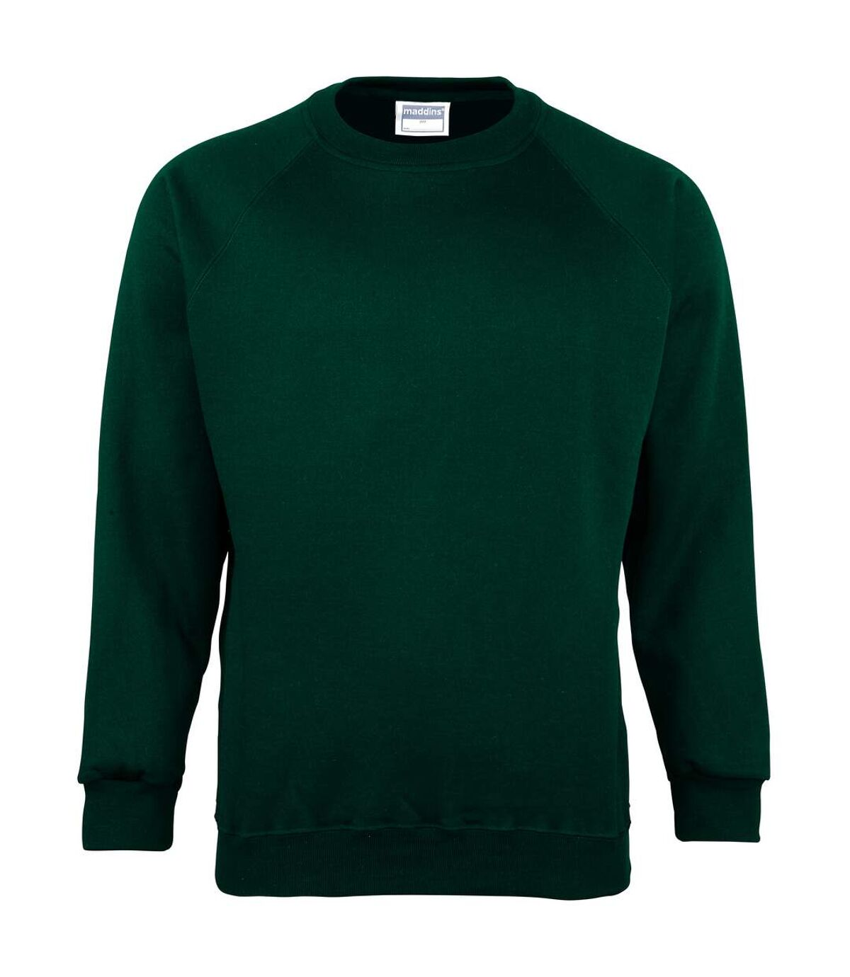 Maddins - Sweatshirt - Homme (Noir) - UTRW842