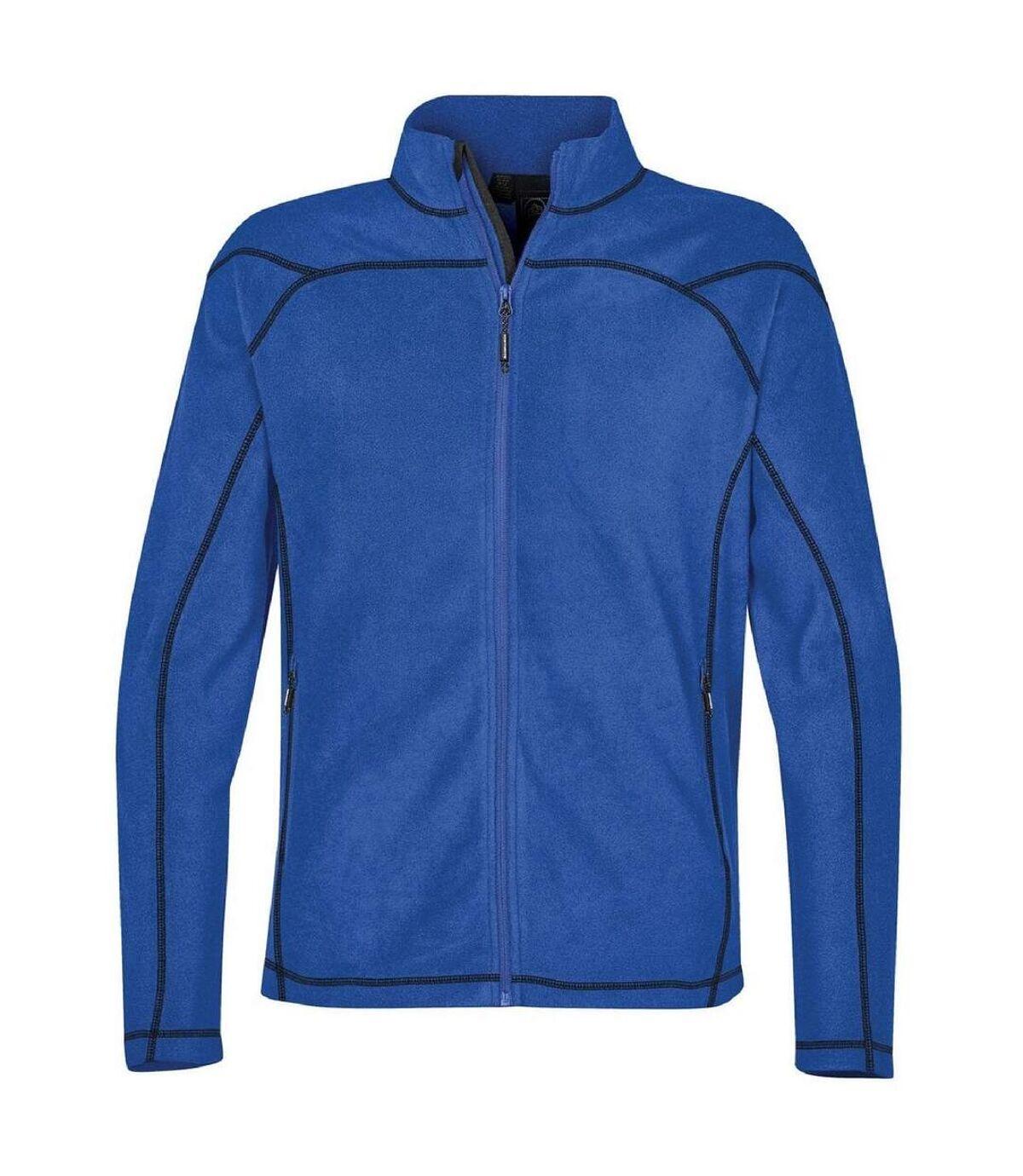 Stormtech Mens Reactor Fleece Shell Jacket (Azure Blue) - UTBC3889