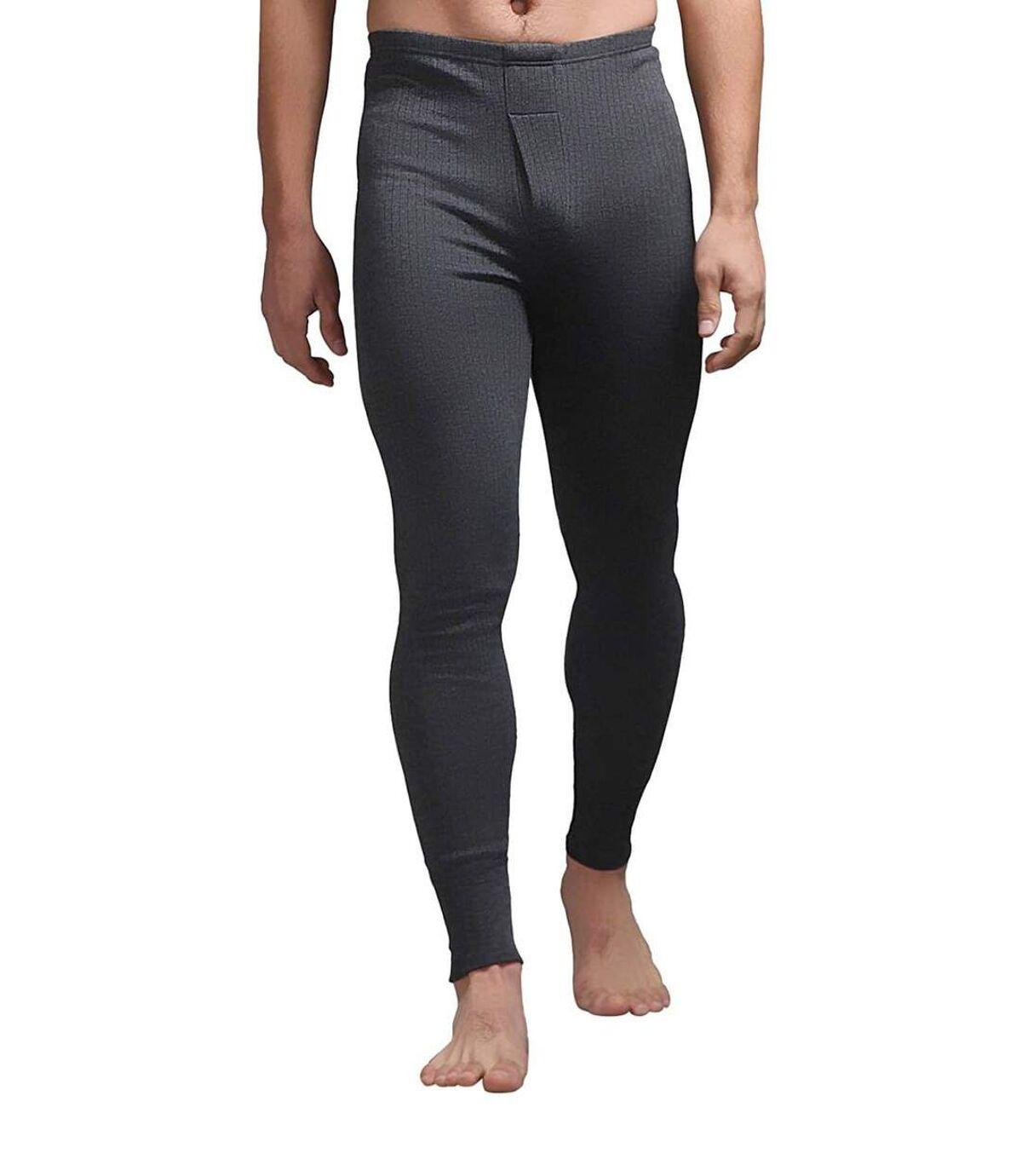 Mens Cotton Thermal Underwear Long Johns Leggings