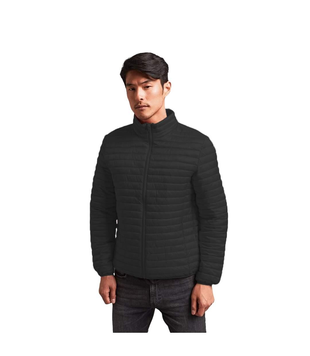 2786 Mens Tribe Fineline Padded Jacket (Bright Yellow) - UTRW3846