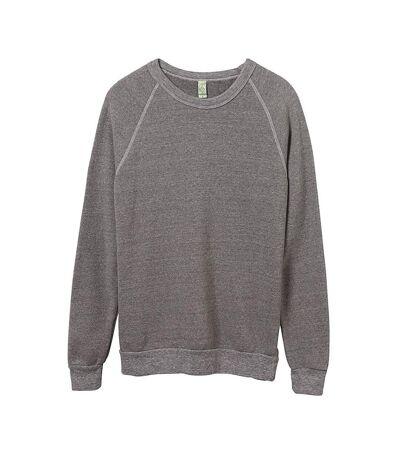 Alternative Apparel Mens Champ Pullover (Eco Grey) - UTRW6013