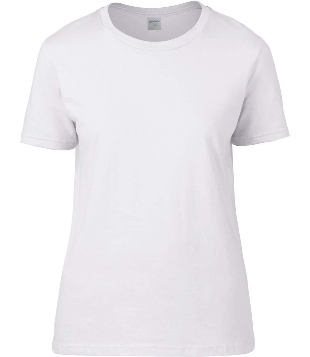 T-shirt col rond premium