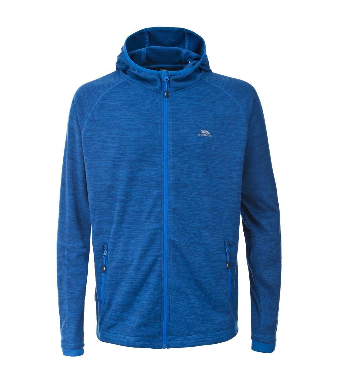Trespass - Sweat À Capuche Northwood - Homme (Bleu chiné) - UTTP3219