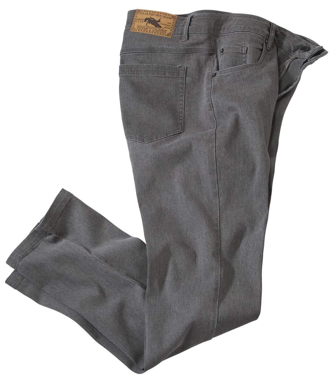 Sommerliche Stretch-Jeans
