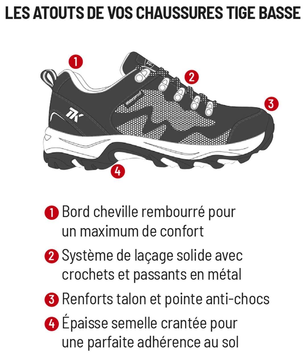 Pánske nízke turistické topánky Atlas For Men