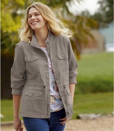 Women's Light Safari Jacket