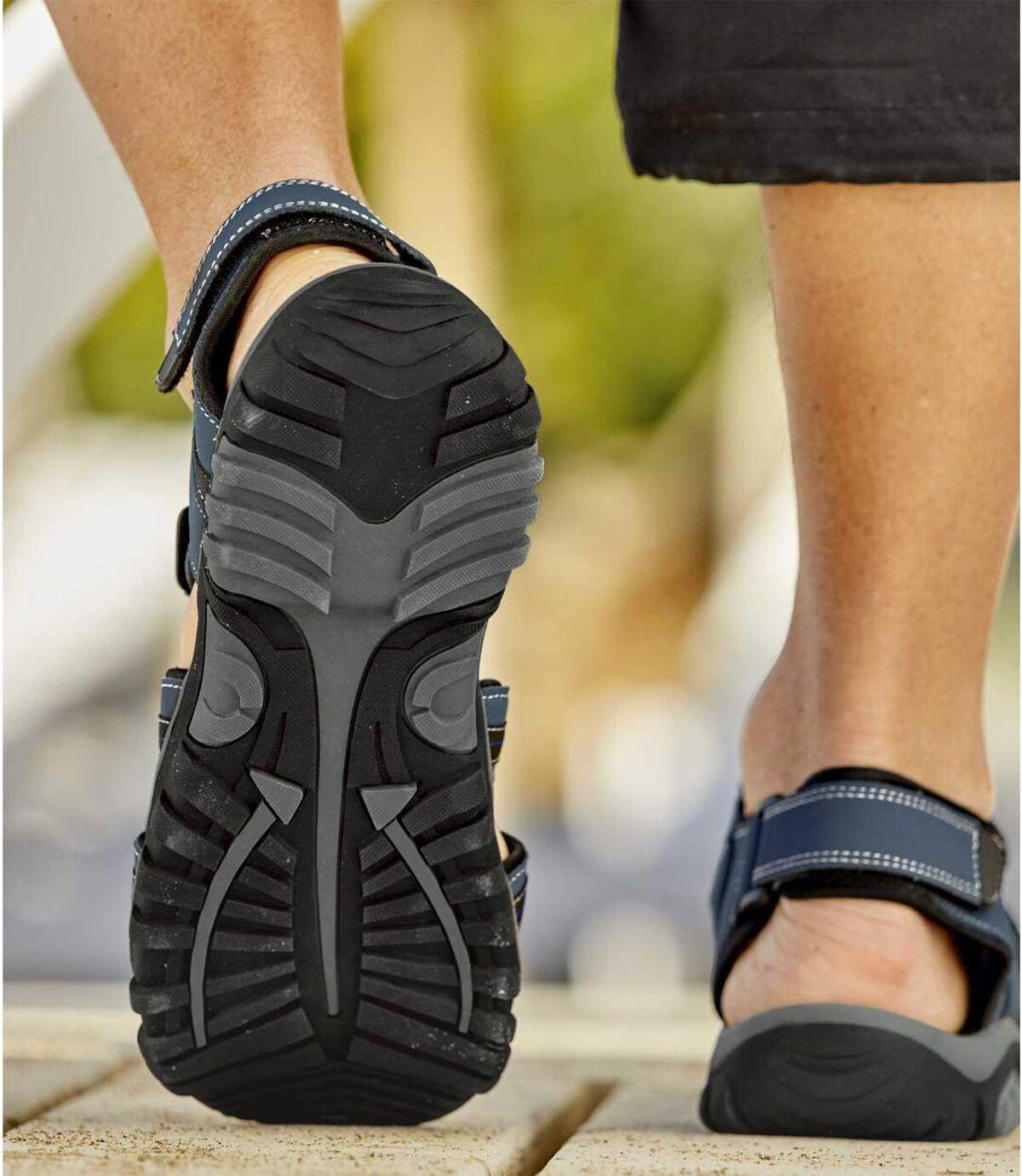 Outdoorové sandále na suchý zips Atlas For Men