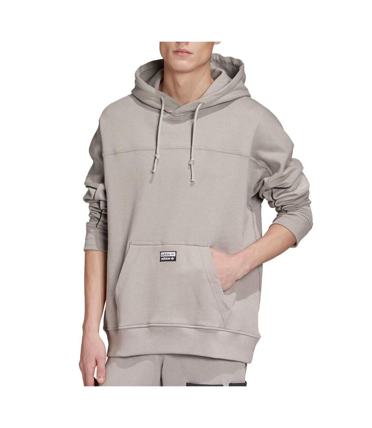 Sweat gris homme Adidas FS OTH Hoody RYV
