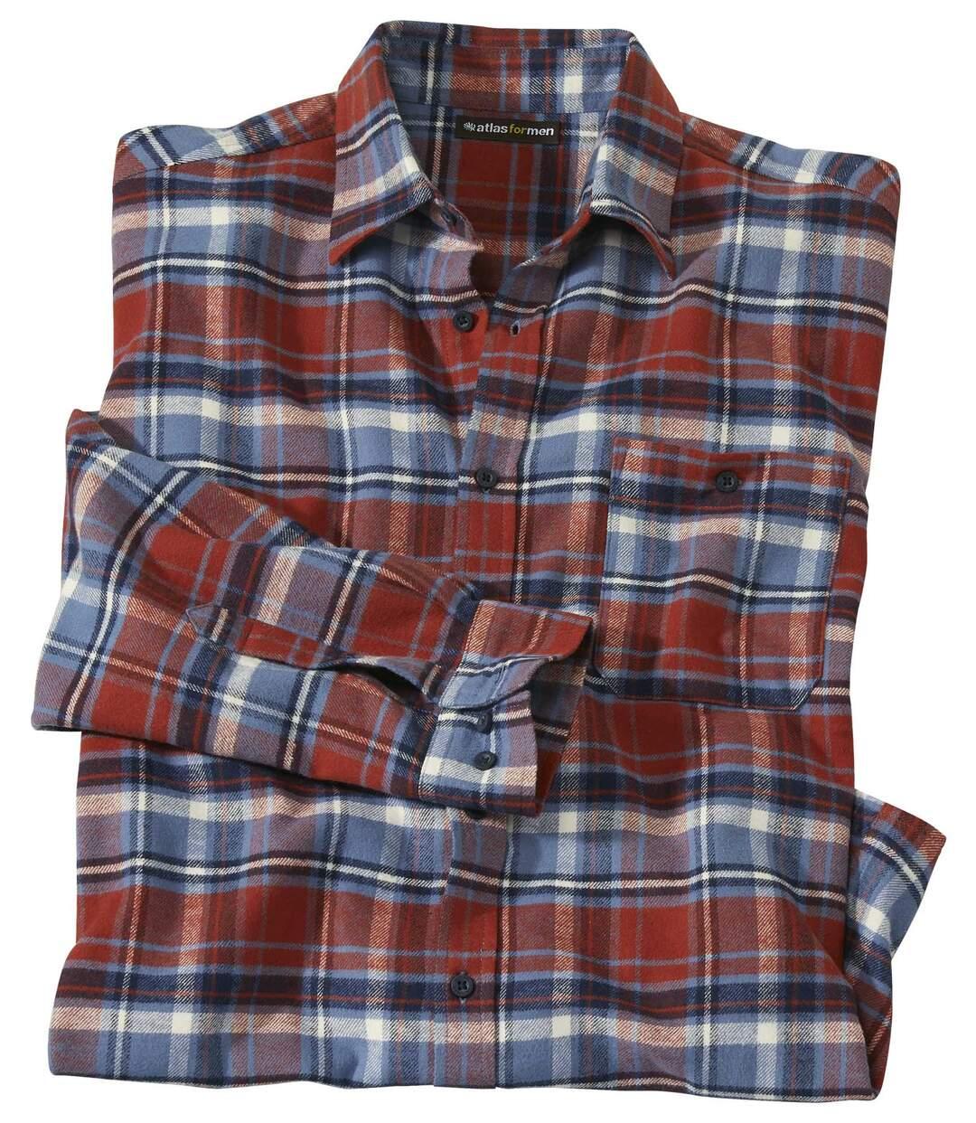 Flanelowa Koszula Quebec