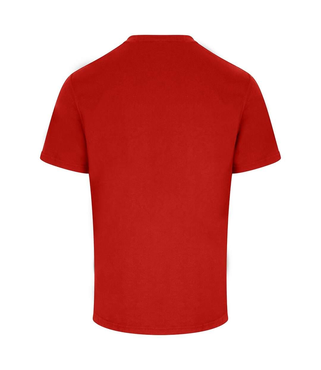 PRO RTX - T-Shirt PRO - Hommes (Rouge) - UTPC4058