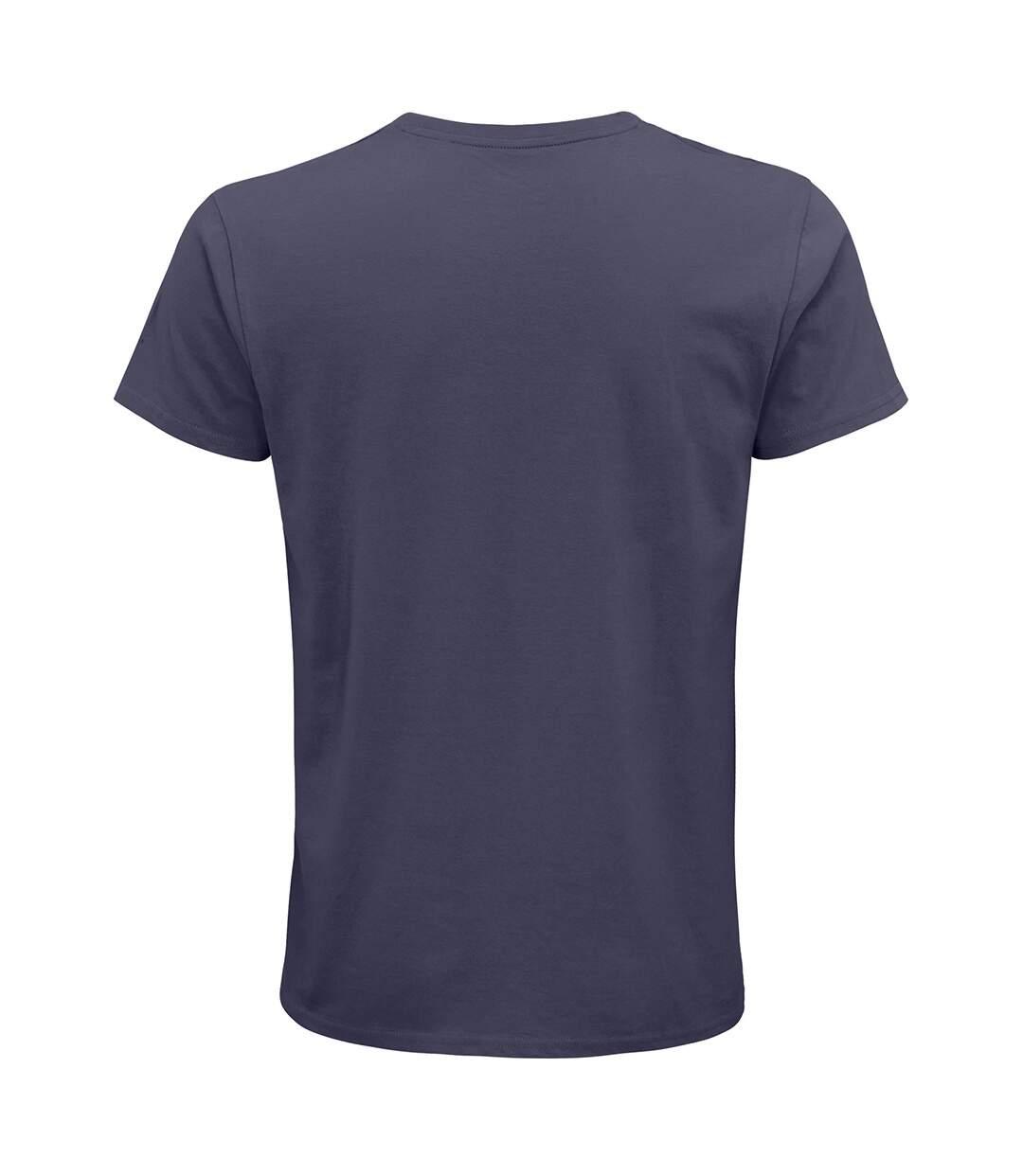 SOLS Mens Crusader Organic T-Shirt (Grey Mouse) - UTPC4316