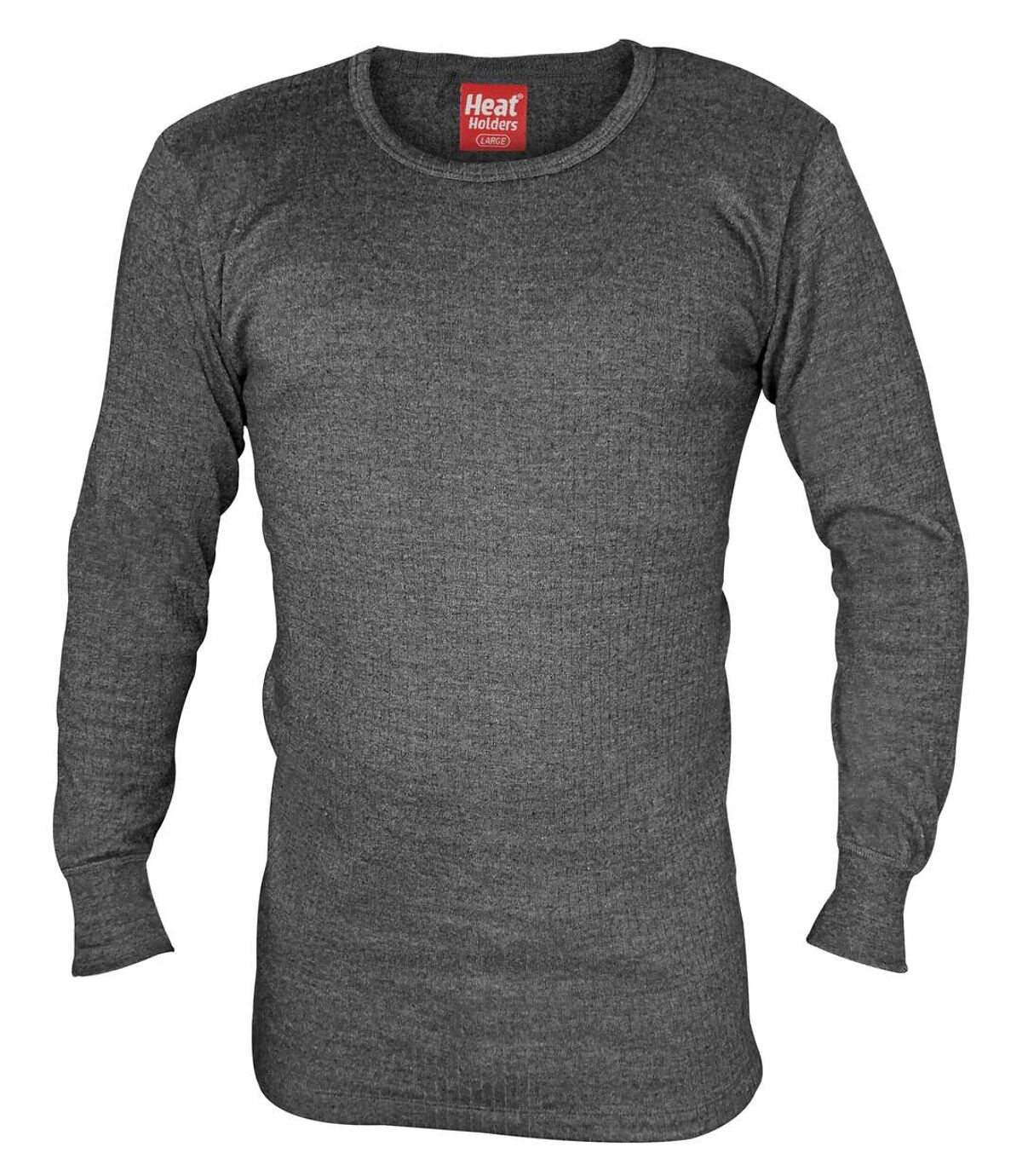 Mens Cotton Thermal Underwear Long Sleeve Top