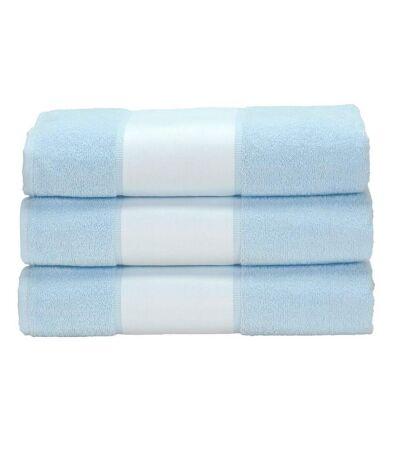A&R - Serviette SUBLI-ME (Bleu clair) - UTRW6040