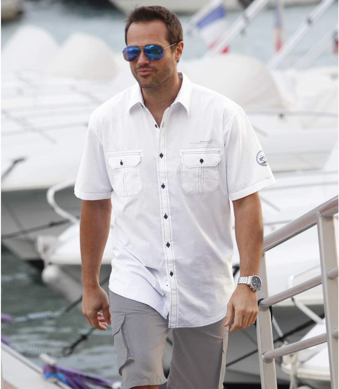 Pilote Evasion fehér ing