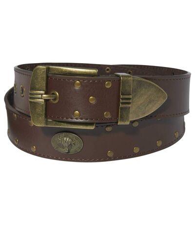 Men's Authentic Leather Belt