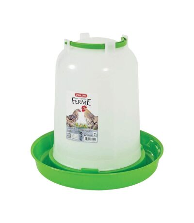 Abreuvoir en plastique Ma petite ferme 10 litres