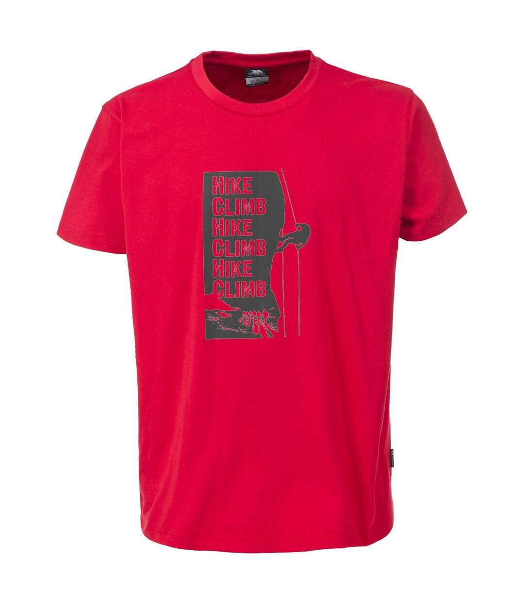 Trespass Tramore - T-shirt - Homme (Rouge) - UTTP3288