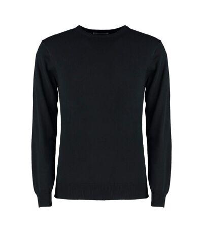 Kustom Kit Mens Arundel Crew Neck Sweater (Navy) - UTPC3840