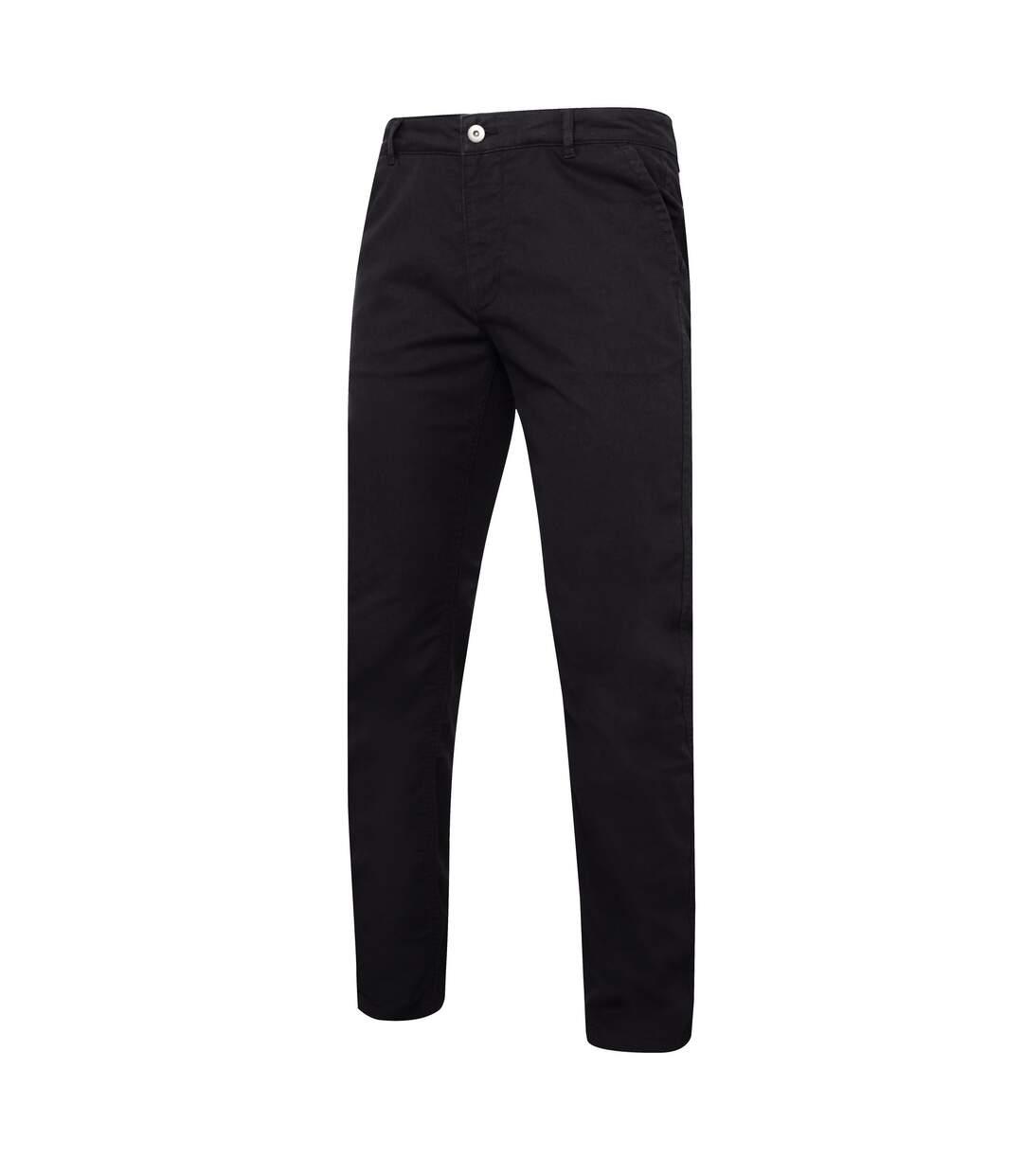 Asquith & Fox Mens Slim Fit Cotton Chino Trousers (Navy) - UTRW5355
