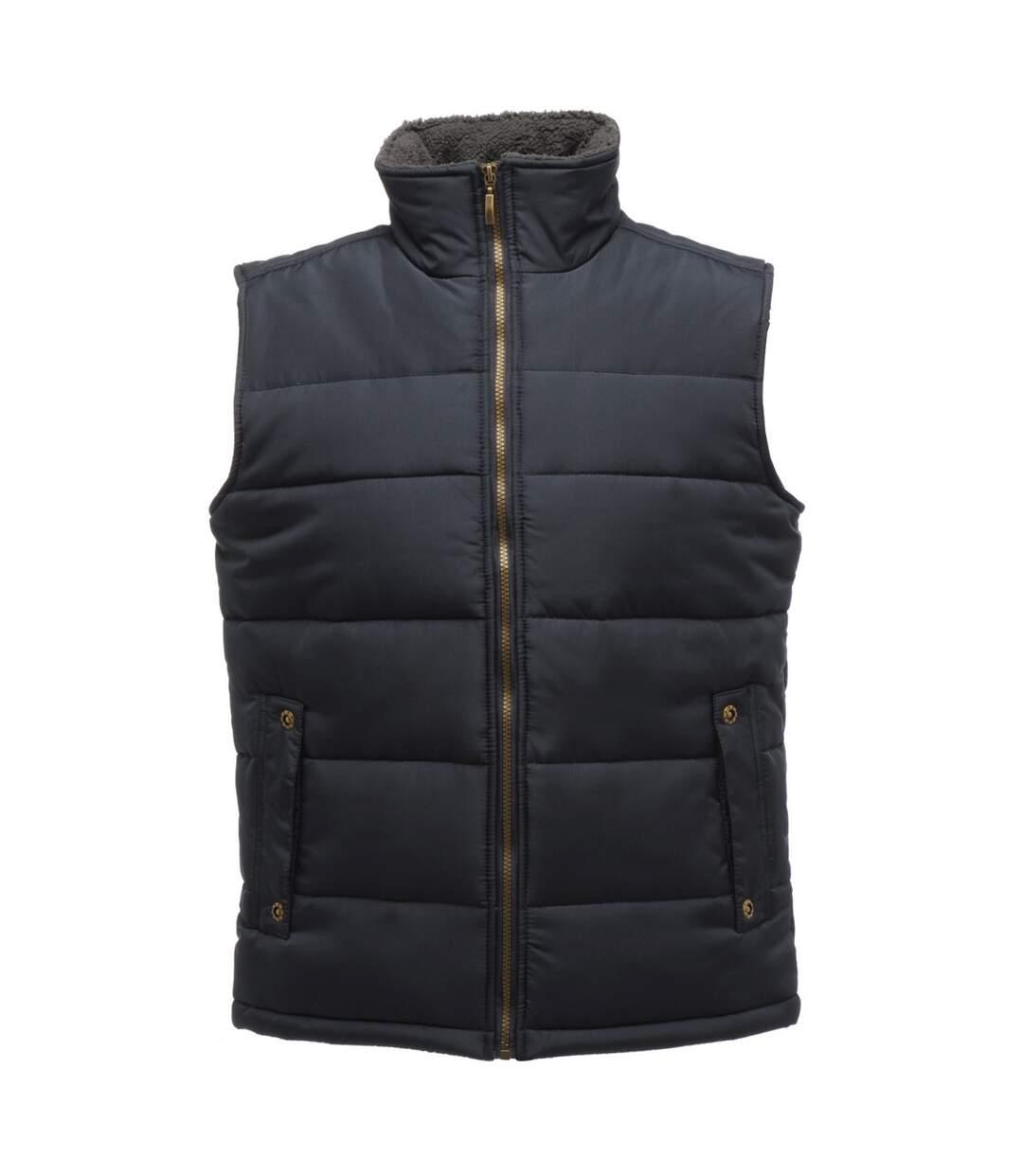 Regatta Mens Standout Altoona Insulated Bodywarmer Jacket (Navy) - UTRG1619