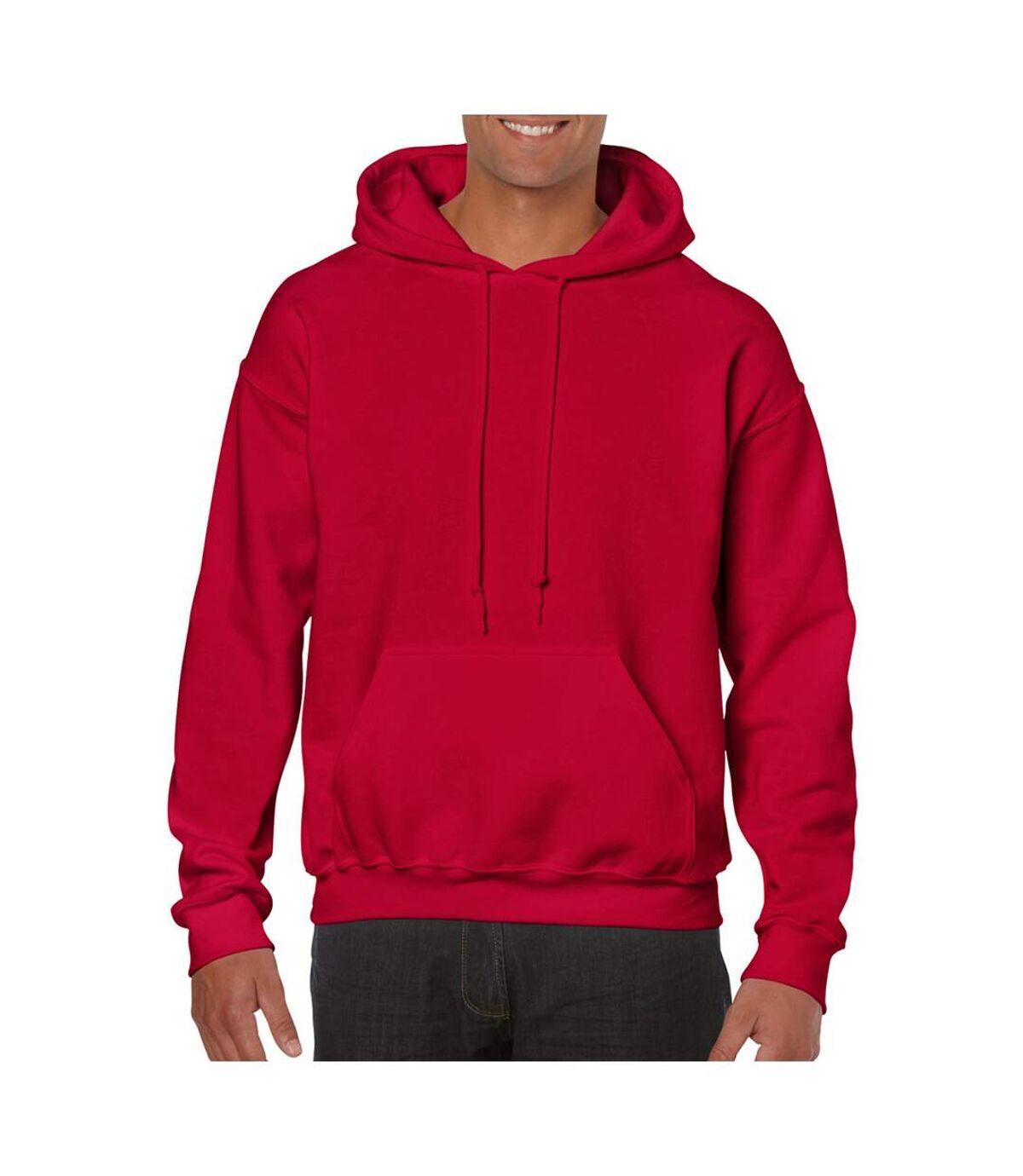 Gildan - Sweatshirt à capuche - Unisexe (Bleu marine) - UTBC468