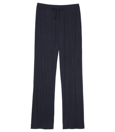 Women's Navy Casual Pants