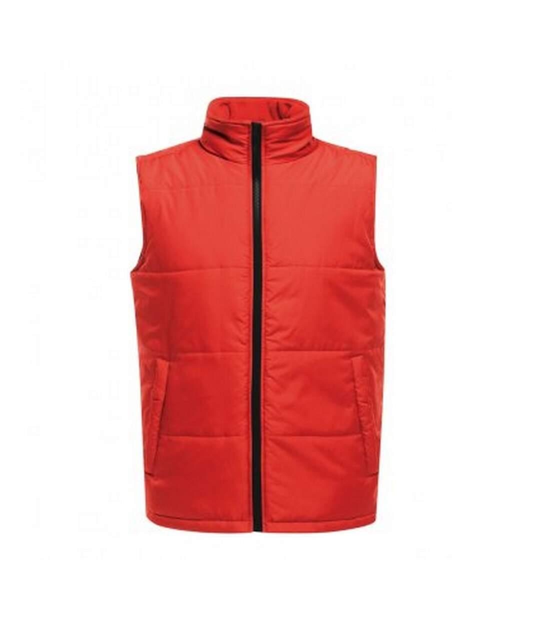 Regatta Standout Mens Access Insulated Bodywarmer (Classic Red/Black) - UTPC3323