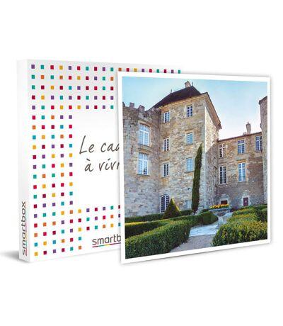 SMARTBOX - Une nuit au château pour un duo romantique - Coffret Cadeau Séjour