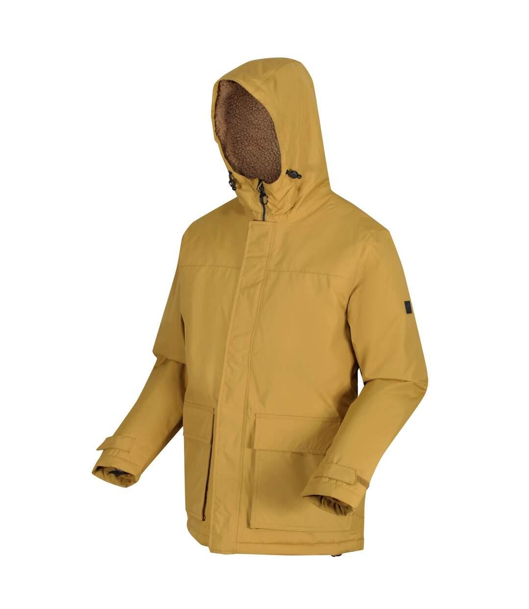Regatta Mens Sterlings II Waterproof Jacket (Bronze) - UTRG5303