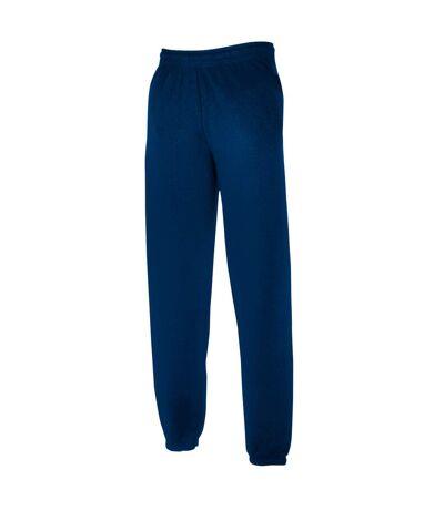 Fruit Of The Loom - Pantalon de jogging - Homme (Bleu marine) - UTBC395