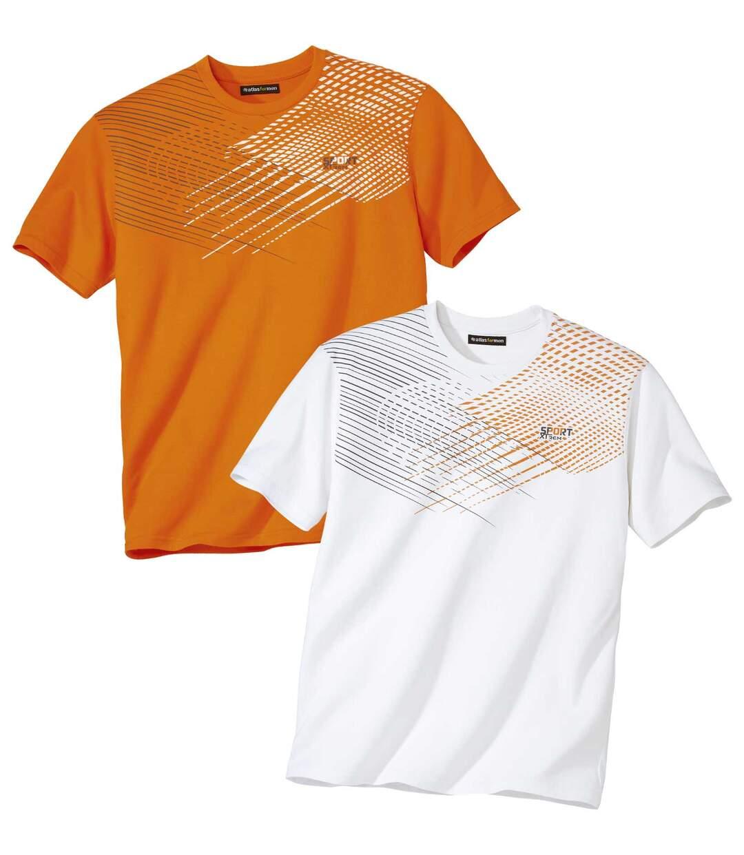 2er-Pack T-Shirts Sport XTrem
