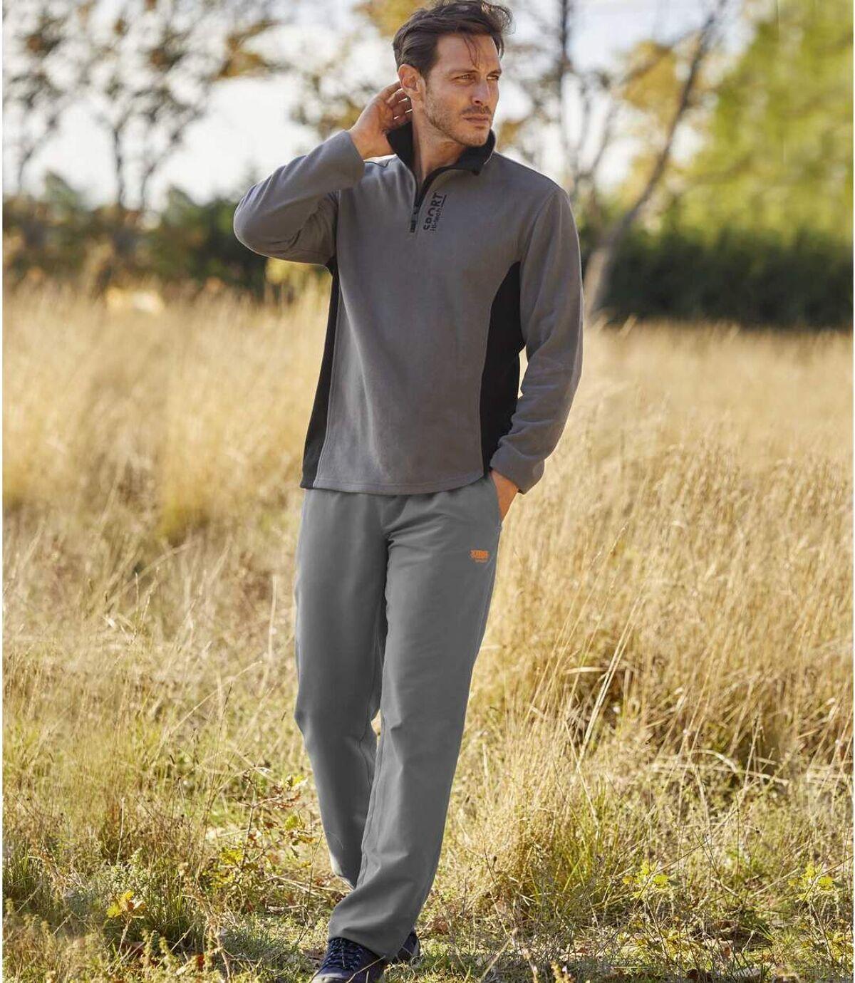 Kalhoty z mikrovlákna  Atlas For Men