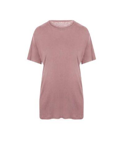 Ecologie Mens Daintree EcoViscose T-Shirt (Dusty Pink) - UTPC4090