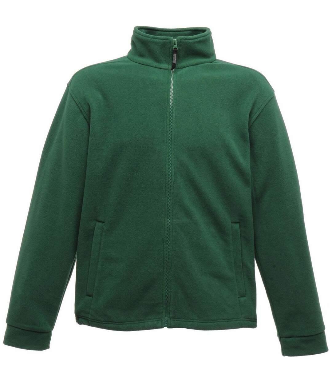 Regatta Mens Classic Fleece (Bottle Green) - UTRG1623
