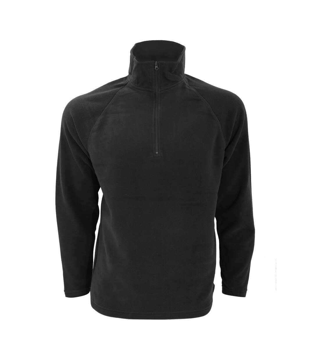 Result Mens Core Micron Anti-Pill Fleece Top (Black) - UTBC849