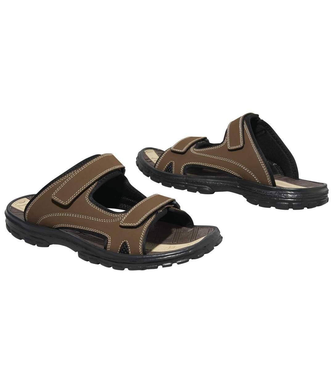 Men's Brown Summer Sandals Atlas For Men