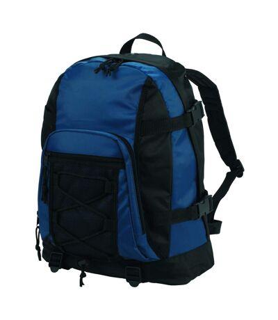 Sac à dos loisirs petite randonnée - Sport backpack - 1800780 - bleu marine