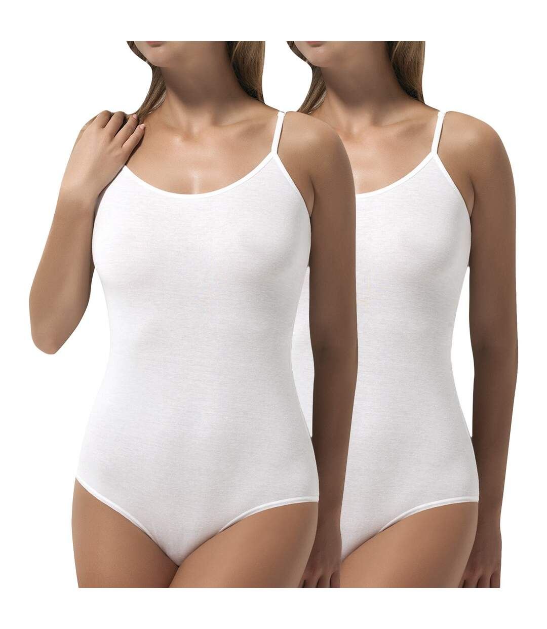 Body Femme Modal Divinity lot de 2