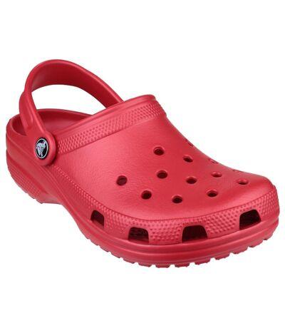 Crocs Classic Womens/Ladies Clogs (Pepper) - UTFS1813