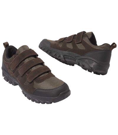 Schuhe National Park mit Klettverschluss
