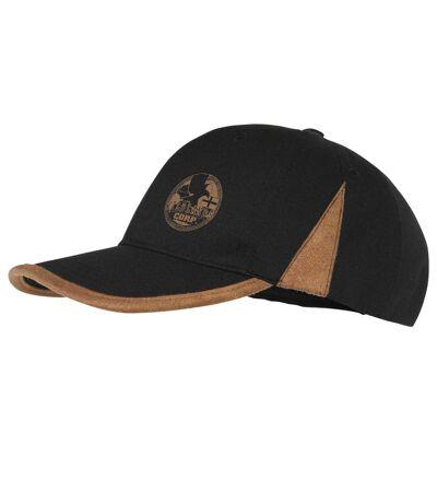 Men's Black Cap