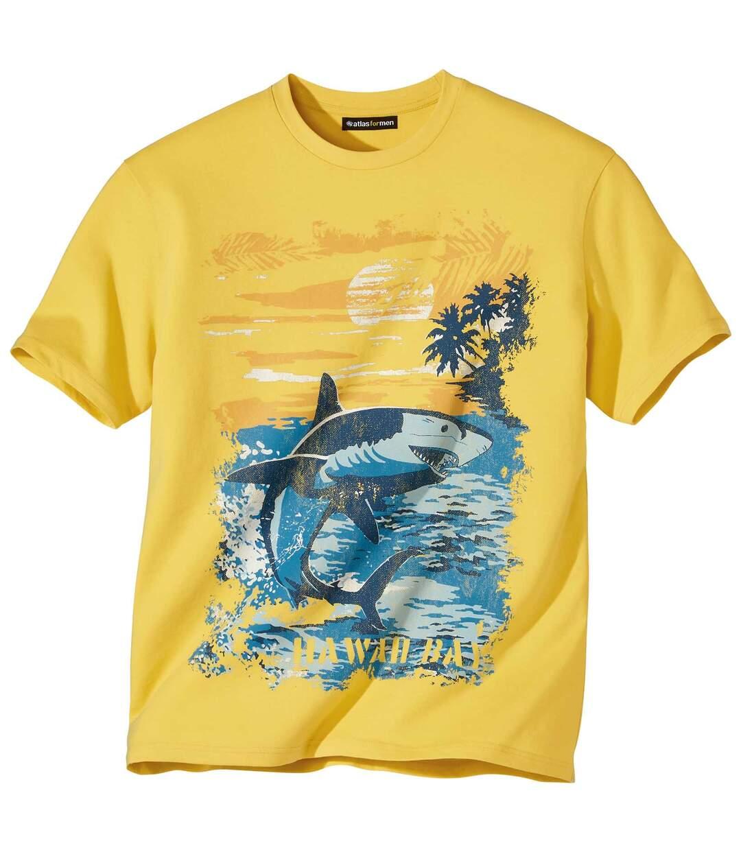 T-Shirt Hawaii Bay Atlas For Men