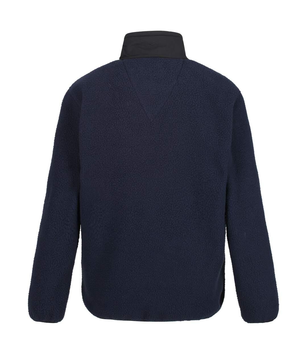 Regatta - Veste polaire CAYO - Homme (Bleu marine / noir) - UTRG4599
