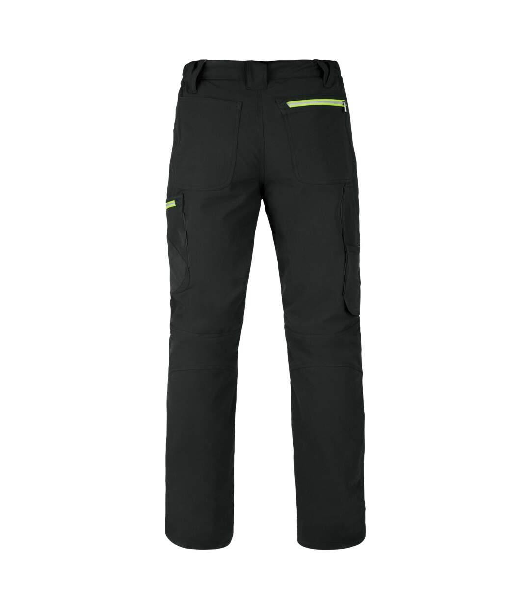 Pantalon de travail Stretch Evolution Würth MODYF Anthracite/Lime