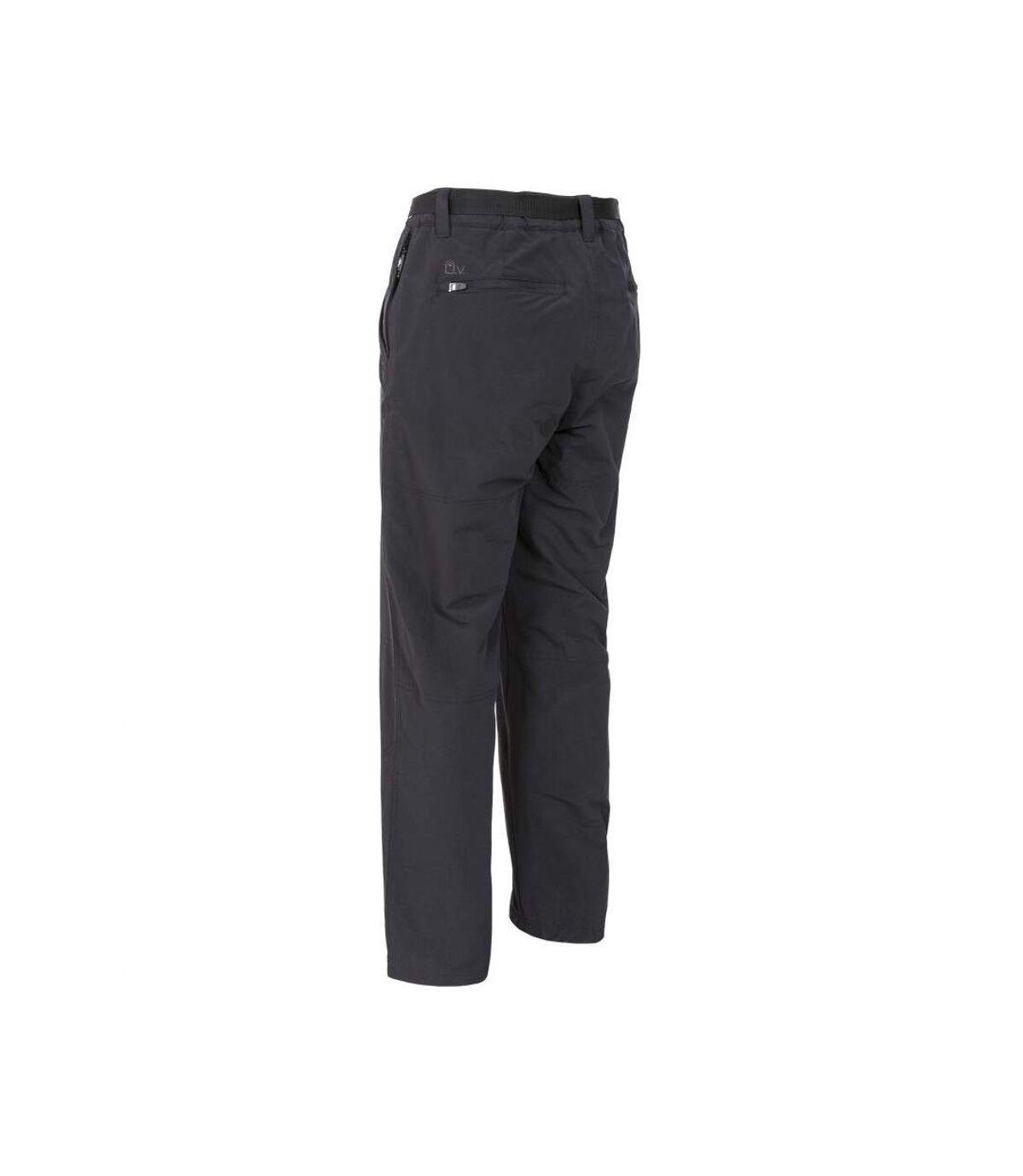 Trespass Mens Clifton All Season Waterproof Walking Trousers (Black) - UTTP3525