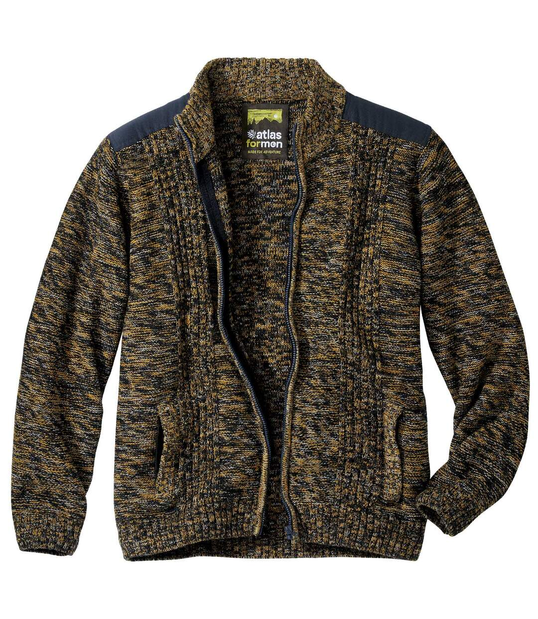 Trykotowy kardigan Casual Chic Atlas For Men