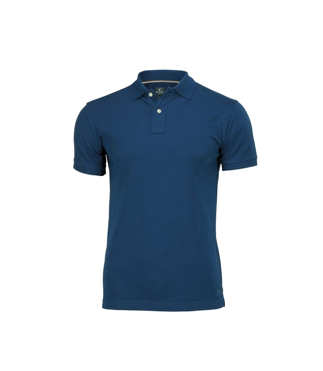 Nimbus Mens Yale Short Sleeve Polo Shirt (Red) - UTRW3619